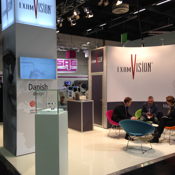 Examvision_messestand1