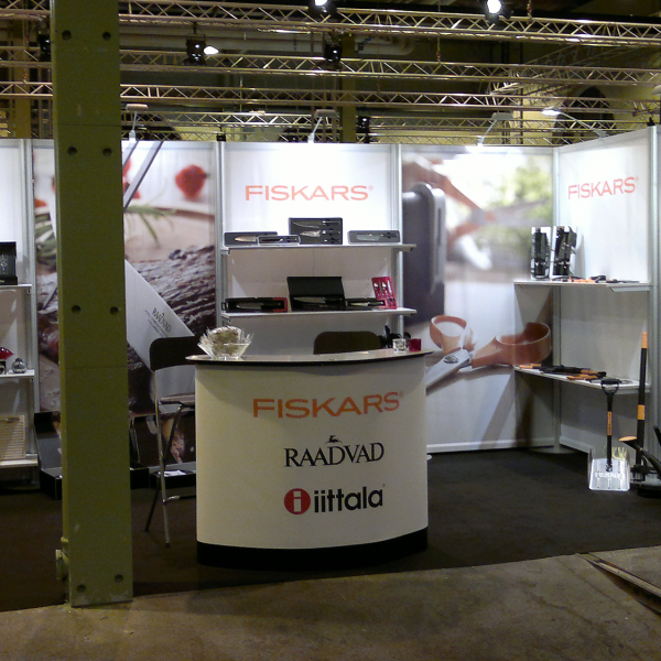 Fiskars_messestand1