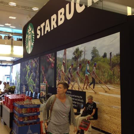 Starbucks Salling Aarhus