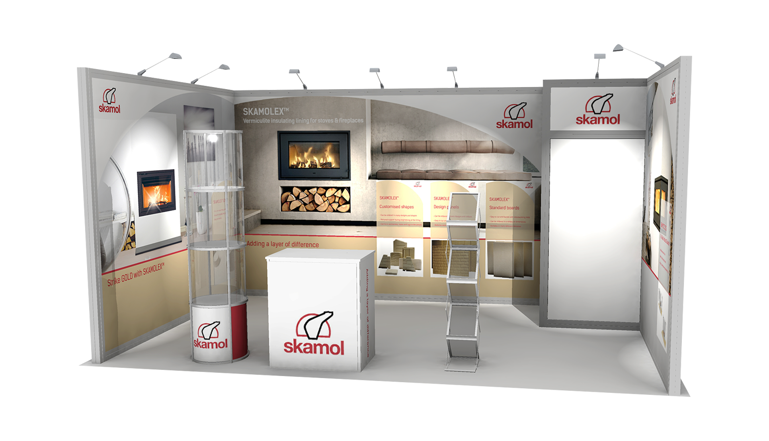 3D_Skamol_messestand